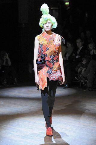 Clothing, Fashion show, Outerwear, Runway, Style, Fashion model, Winter, Fashion, Beauty, Street fashion,