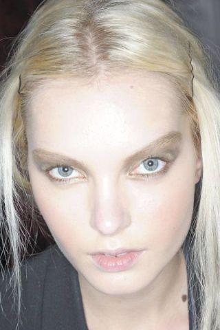 Hair, Face, Head, Nose, Mouth, Lip, Cheek, Eye, Brown, Hairstyle,