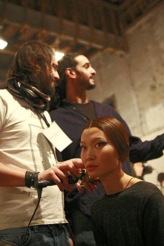 Human body, Beard, Facial hair, Viola, Belt, Watch, Bracelet, Distilled beverage, Moustache,