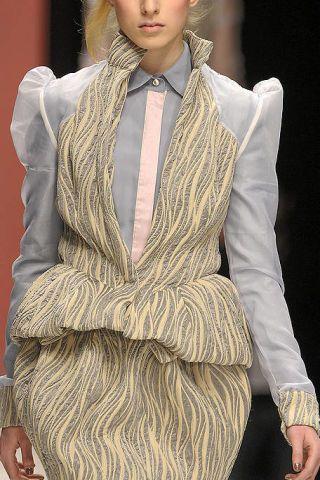 Clothing, Collar, Sleeve, Textile, Outerwear, Formal wear, Style, Fashion model, Street fashion, Fashion,