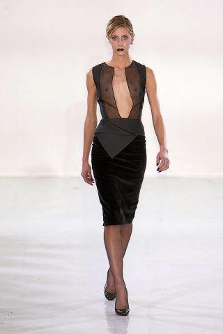 Clothing, Leg, Brown, Sleeve, Human body, Fashion show, Human leg, Shoulder, Joint, Waist,
