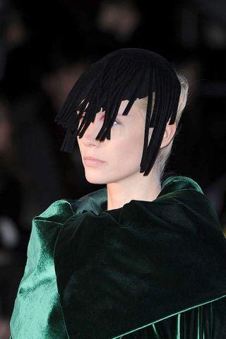 Hairstyle, Black hair, Style, Bangs, Fashion, Cool, Black, Costume, Animation, Street fashion,