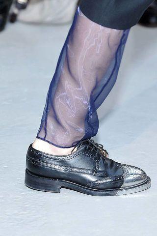 Human leg, Joint, Fashion, Street fashion, Grey, Leather, Boot, Silver, Ankle, Walking shoe,