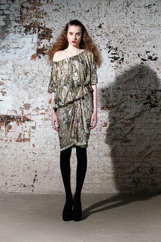 Clothing, Sleeve, Human body, Style, Dress, Street fashion, Fashion model, Tights, Knee, Day dress,