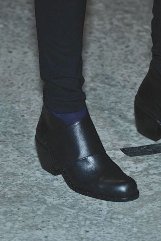 Shoe, Style, Fashion, Black, Leather, Grey, Material property, Dress shoe, Boot,