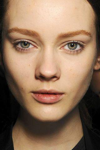 Nose, Lip, Cheek, Mouth, Brown, Skin, Eye, Chin, Forehead, Eyelash,