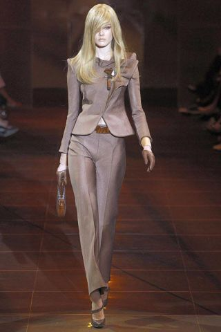 Sleeve, Formal wear, Style, Flooring, Floor, Fashion model, Blazer, Fashion, Pantsuit, Blond,