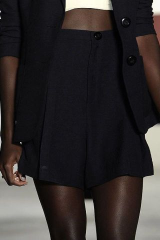 Sleeve, Shoulder, Human leg, Joint, Waist, Style, Thigh, Trunk, Fashion, Dress,