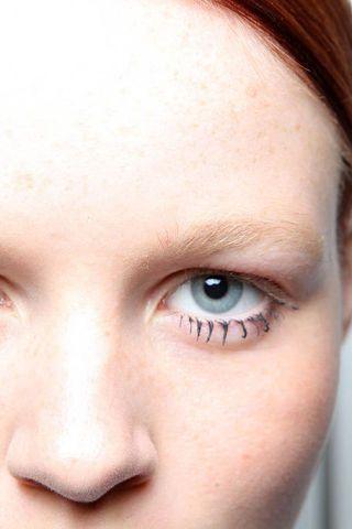 Lip, Cheek, Brown, Skin, Forehead, Eyebrow, Eyelash, Iris, Organ, Beauty,