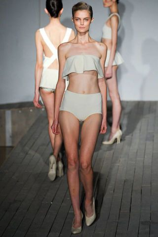 Clothing, Leg, Skin, Human leg, Human body, Shoulder, Fashion show, Joint, Fashion model, Thigh,