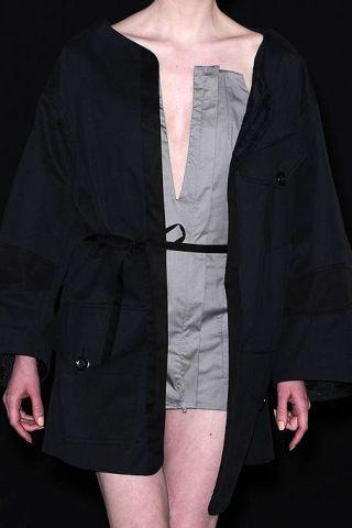 Clothing, Sleeve, Collar, Textile, Joint, Outerwear, Fashion, Black, Blazer, Thigh,