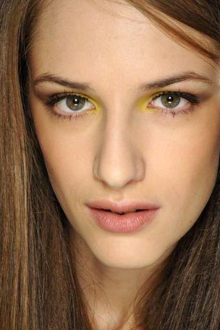 Face, Nose, Lip, Cheek, Brown, Hairstyle, Eye, Skin, Chin, Eyelash,