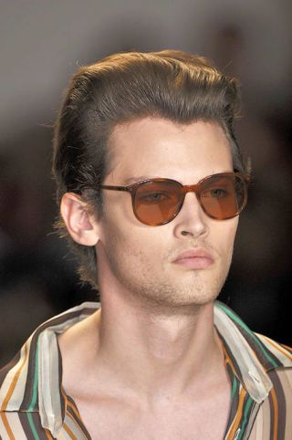 Eyewear, Glasses, Ear, Vision care, Goggles, Sunglasses, Hairstyle, Chin, Forehead, Eyebrow,