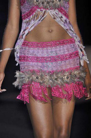 Joint, Magenta, Waist, Pink, Thigh, Trunk, Abdomen, Fashion, Muscle, Stomach,