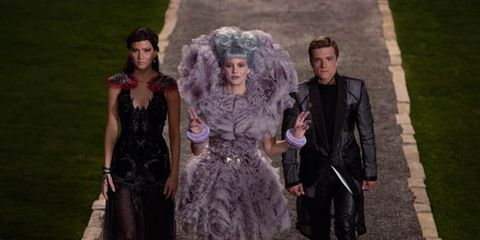 Costume Designer Trish Summerville on Making 'The Hunger Games: Catching Fire' Into a 'High Fashion U.N.'