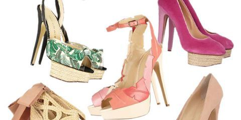 Discounted Charlotte Olympia Shoes
