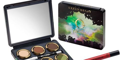 An Exclusive Look at Urban Decay's 'Oz' Palette Mood Board