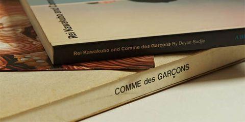 LN-CC Launches Vintage Comme Des Garçons in Print Collection
