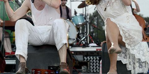 Summerfest 2013: Edward Sharpe and the Magnetic Zeros Gear Up for a New Festival-Ready Album