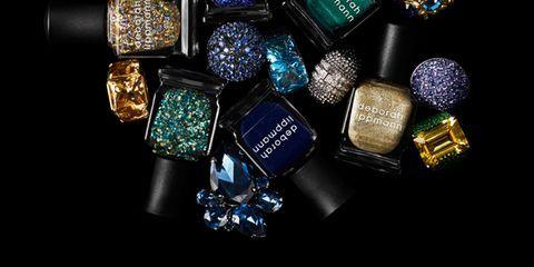 Deborah Lippmann Drips in Jewels for Fall 2013