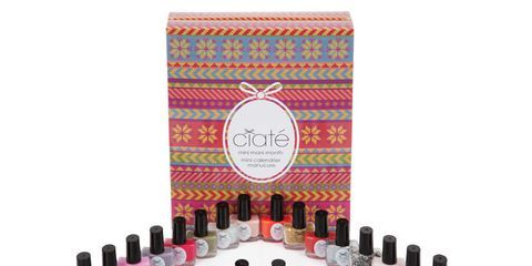 A First Look at Ciaté's 31 New Holiday Polishes (Some Even Double as Ornaments!)