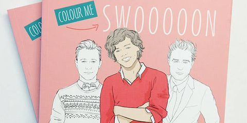 Mel Elliot Colour Me Good Swooooon