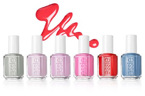 Essie Spring 2013 Nail Polish Colors - New Essie Nail Polishes