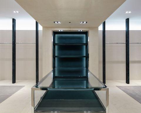 f408bf3dc5 Balenciaga New York Flagship - Alexander Wang Design
