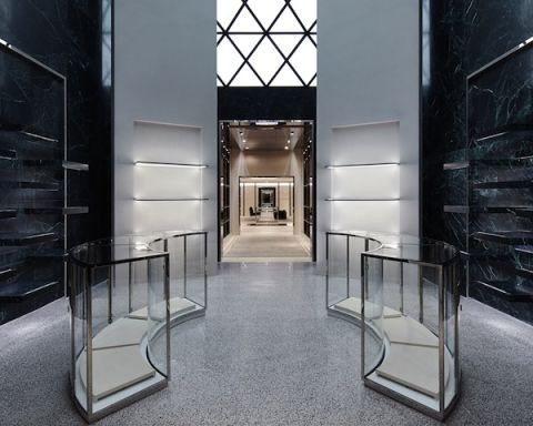 7d8440eafb A Break Down of Alexander Wang's First Balenciaga Flagship By the Numbers