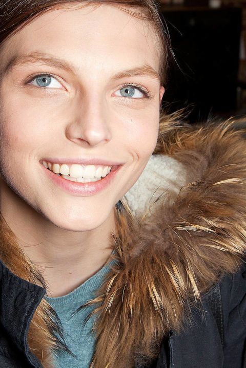 DKNY FALL 2012 RTW beauty 001