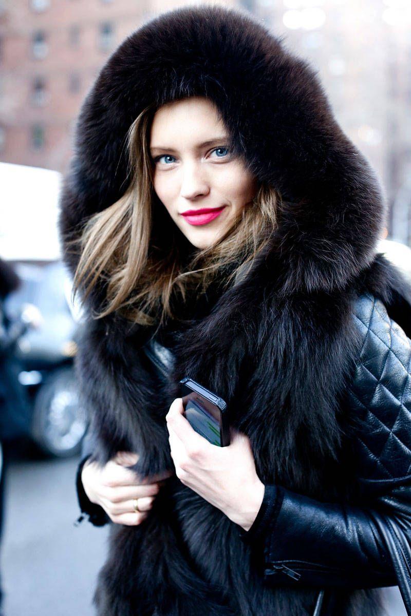 Style Street chic coats new photo