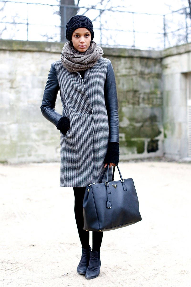 Winter Street Style Photos - Winter Coats Street Chic Photos