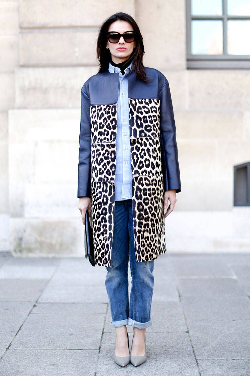 Fashion style Style Street chic coats for lady