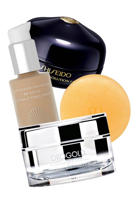 Brown, Liquid, Orange, Cosmetics, Beige, Peach, Material property, Perfume, Brand, Bottle,