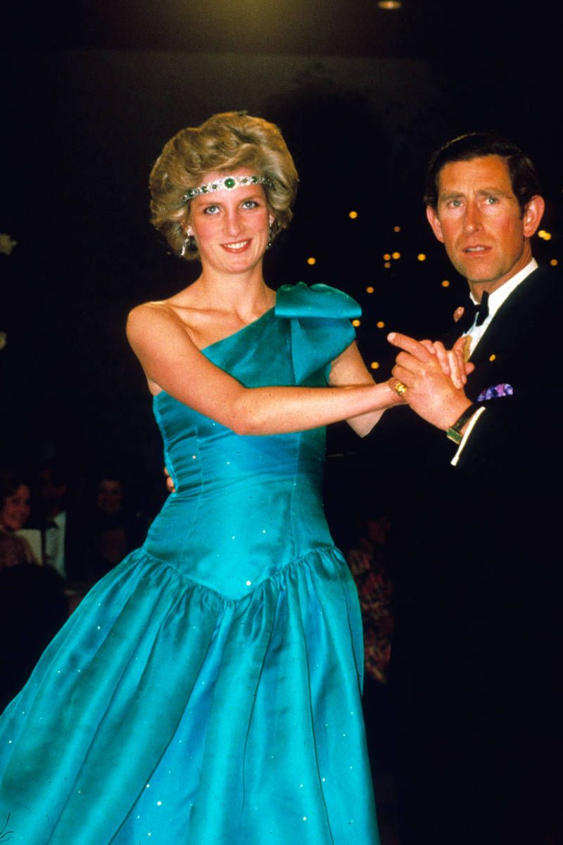 Princess Diana Best Looks - Photos of Princess Diana
