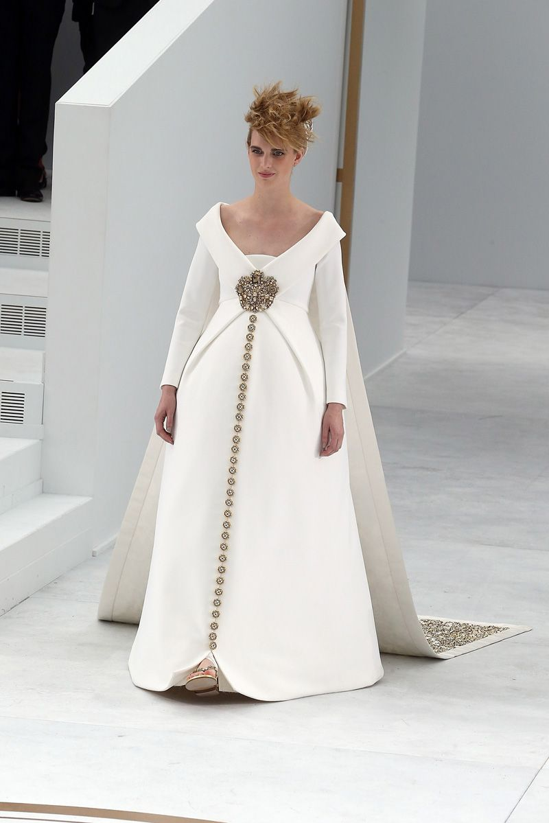Gorgeous wedding dresses from the couture shows ombrellifo Choice Image