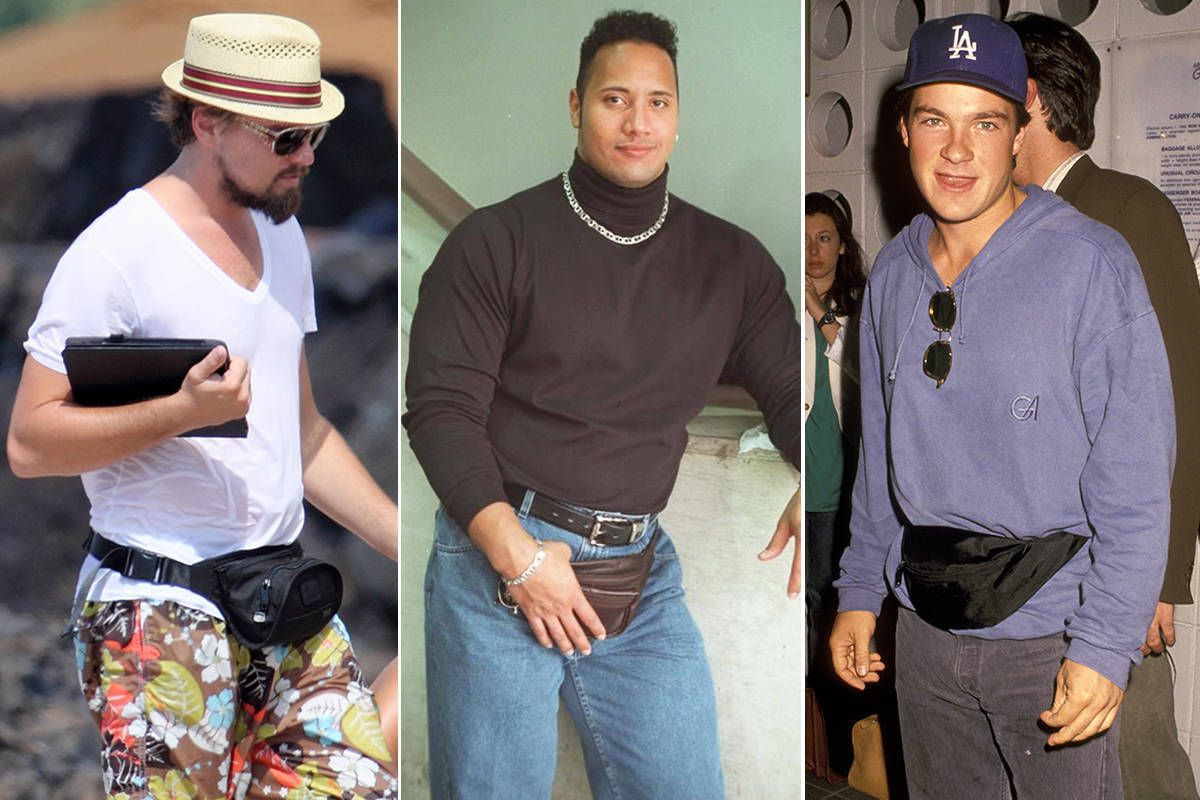 Celebrities Wearing Manny Packs-Male Stars in Fanny Packs 3ad7ffb53