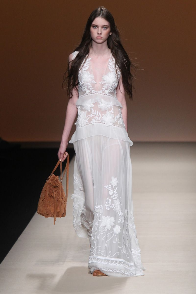 38 Spring 2015 Wedding Dresses - Wedding Dressed from the Spring Runways
