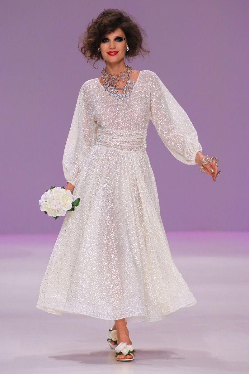38 Spring 2015 Wedding Dresses - Wedding Dressed from the Spring Runways