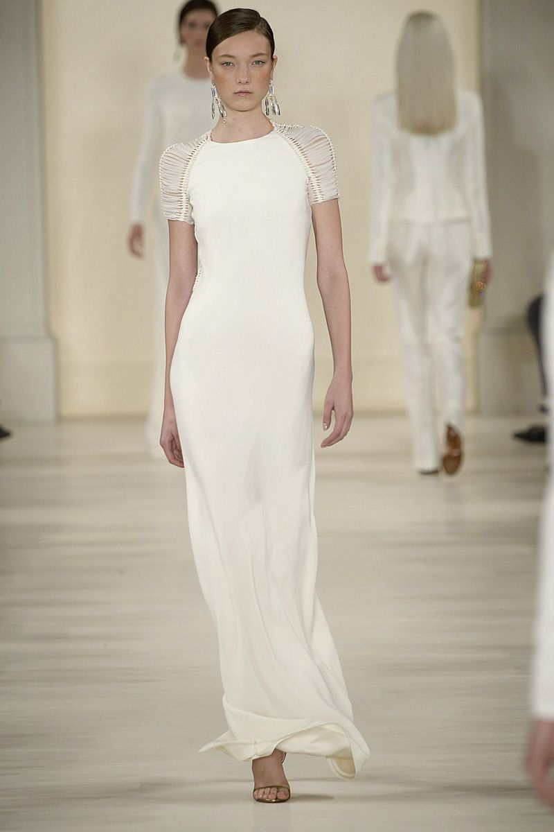38 Spring 2017 Wedding Ed From The Runways