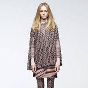 Clothing, Brown, Human body, Sleeve, Shoulder, Textile, Joint, Outerwear, Style, Pattern,