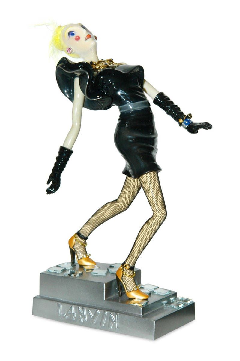 miss lanvin fashion doll