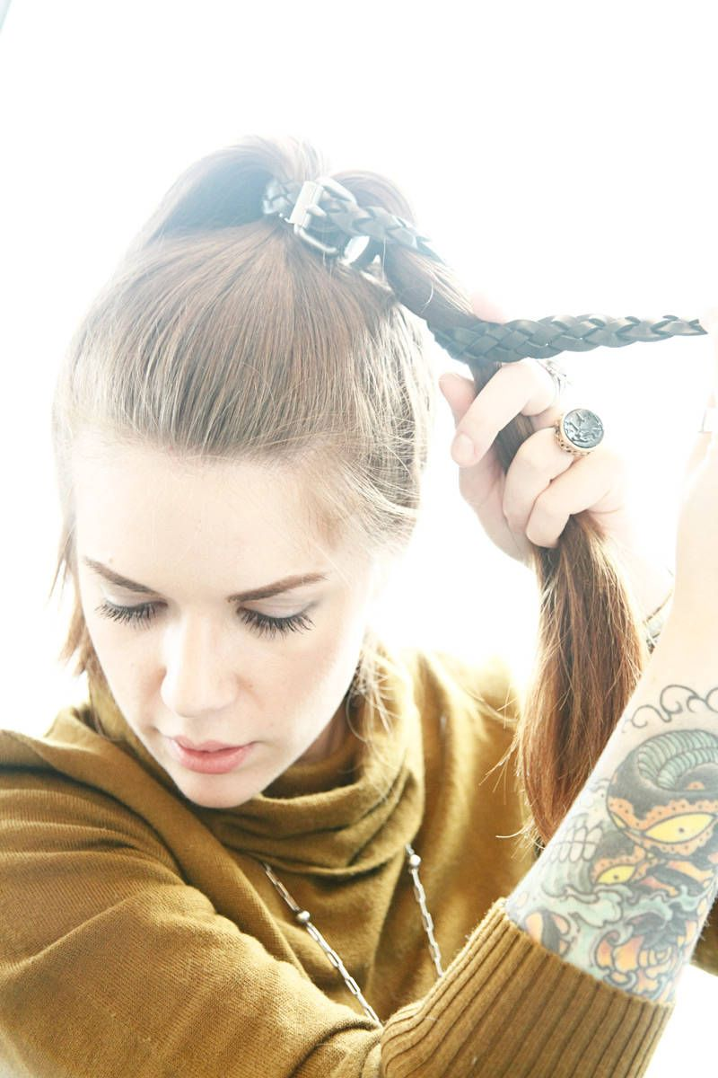 3 Easy Updos - How To Do An Easy Updo