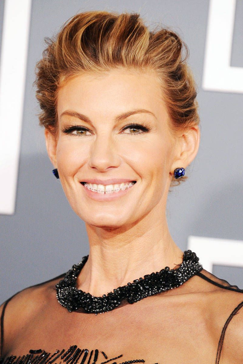 faith hill braces