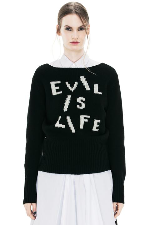 7deeceeedb7 Courtesy of Acne. The Sweater. Wear the grunge ...