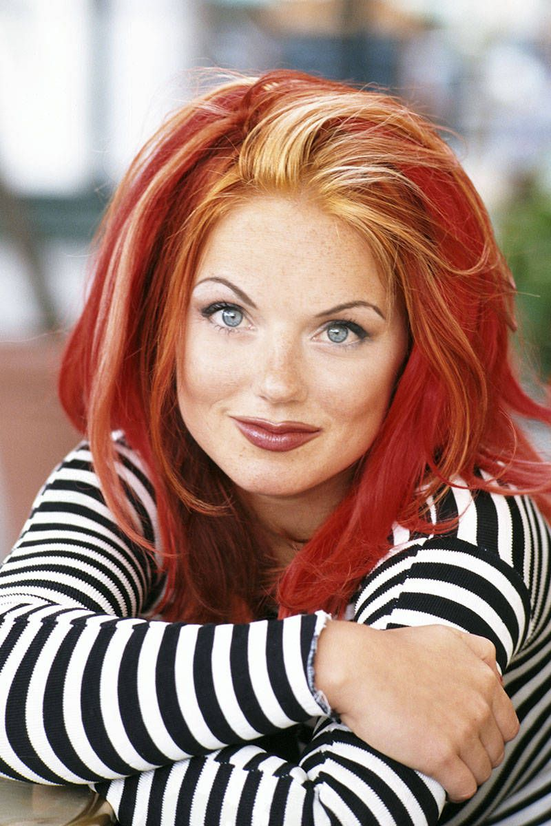 50 Famous Redheads Iconic Celebrities With Red Hair