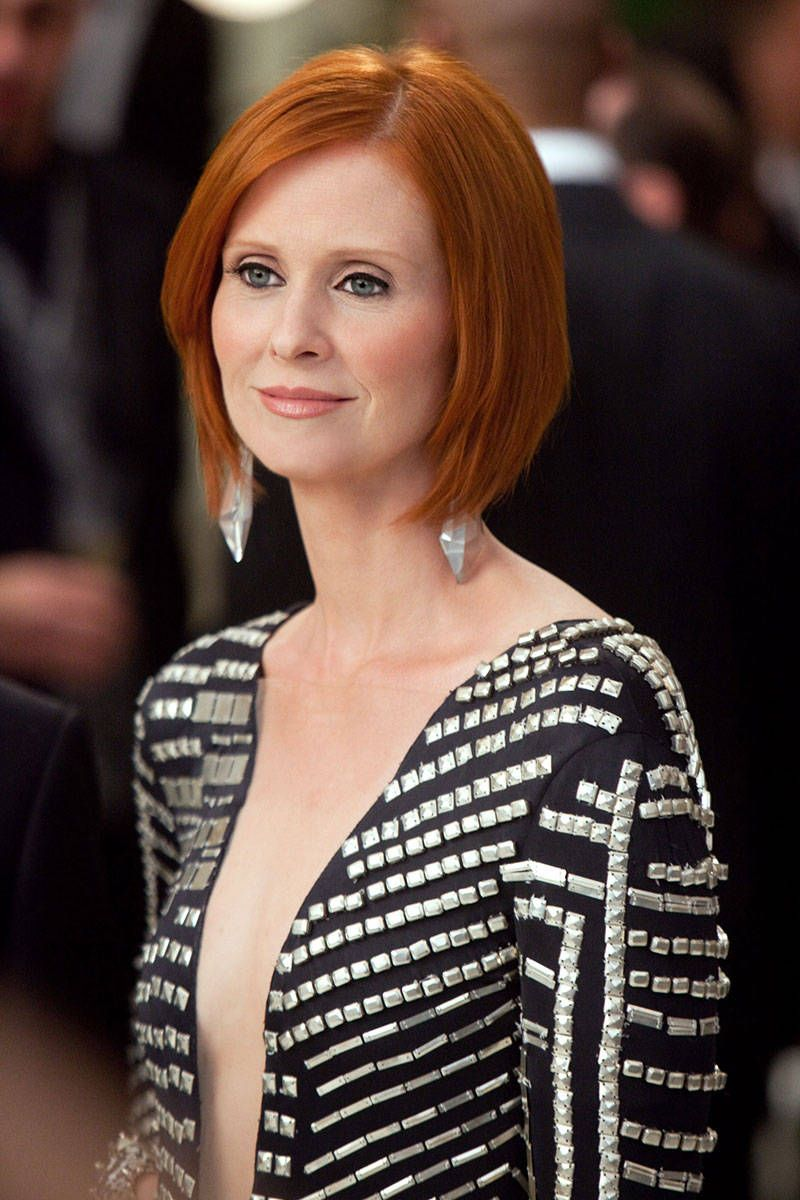 46 famous redheads - iconic celebrities with red hair