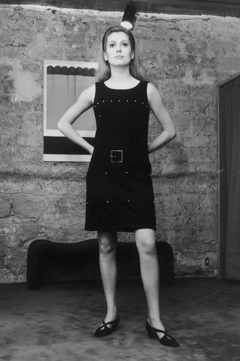 ce50b9ead7b The Evolution of the Little Black Dress - Little Black Dress Through History