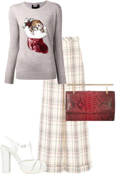 Product, Sleeve, Textile, Pattern, Red, White, Fashion, Maroon, Plaid, Tartan,