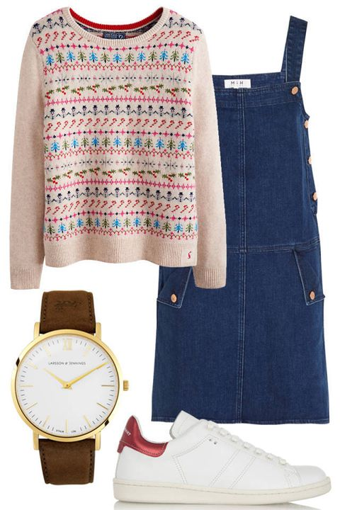 Blue, Product, Sleeve, Textile, Pattern, White, Analog watch, Style, Collar, Watch,